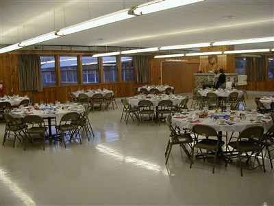 Dining Hall - Main Room